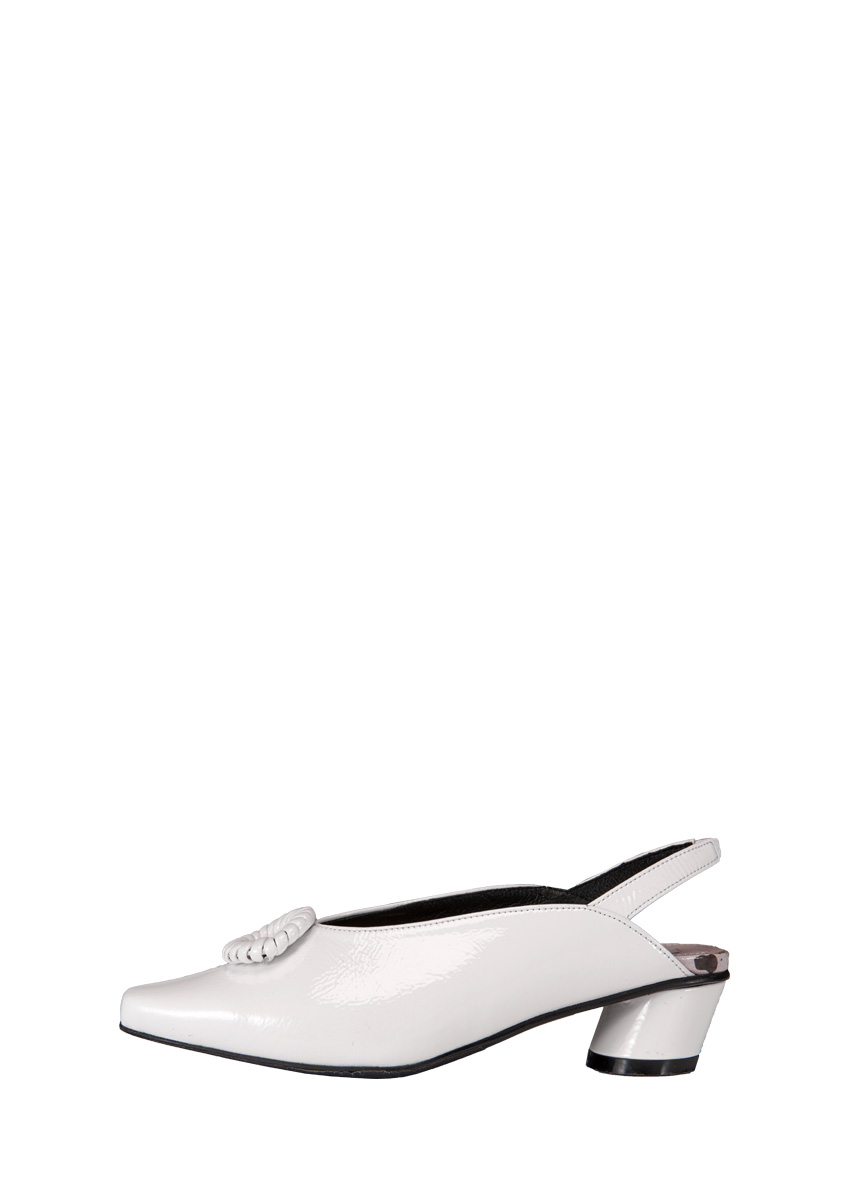 Turnover Ring Middle Slingback / RK3-SH022